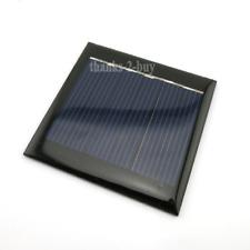 Placa de batería solar de 3V 100mA 55mm*55mm PV cargo de Solor paneles Juguete de Solor eléctrico