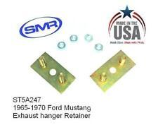 Muffler Hanger Retainer kit 1965 1966 1967 1968 1969 1970 Mustang dual exhaust