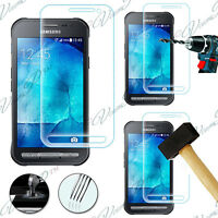 2 Films Verre Trempe Protecteur Protection Pour Samsung Galaxy Xcover 3 SM-G388F