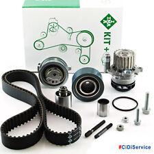 Kit Distribuzione + Pompa Acqua Originale INA Audi A3 A4 A5 A6 Q5 2.0 TDI