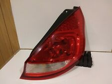 2011-2013 Ford Fiesta Hatchback Tail light Assembly right side used Oem nice
