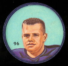 1963 CFL NALLEY'S POTATO FOOTBALL SP COIN #96 NORM RAUHAUS WINNIPEG BLUE BOMBERS