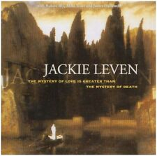 Jackie Leven-The Mystery Of Love Is Greater Than The Mystery Of Death CD CD  New