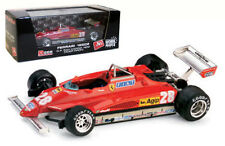 Brumm R268 Ferrari 126c2 Turbo San Marino GP 1982 - Didier Pironi 1/43 Scale