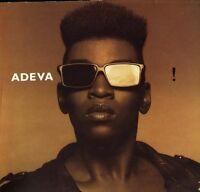 ADEVA adeva self titled CTLP 13 uk cooltempo 1989 LP PS EX/EX