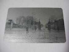 Lot08r - MOOR PARK GATES & AVENUE - PRESTON Alumino Postcard
