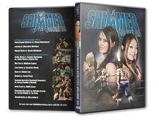 Official Shimmer Women Athletes Volume 59, Female Wrestling Event DVD