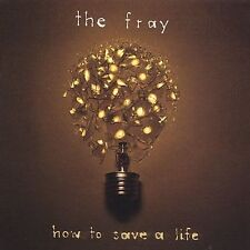 The Fray - How to save a Life CD - Excellent Condition