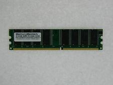512MB MEMORY FOR GATEWAY 700GR 700GX 700X 2.8GHZ 700XL 3.2GHZ 702GE 704GE 710S