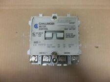 NEW CHALLENGER CONTACTOR 4102CU0301 MODEL J  SIZE 0 SZ0 18A A AMP 120V COIL