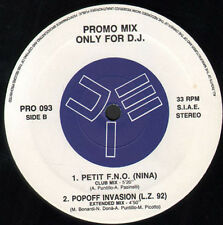 VARIOUS (X-PROJECT / NINA / L.Z. 92) - Promo Mix 93 - Media