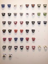 Under Armour Visor Clip 3D Bumpers 1 Team Set Only (Clips Not Included)