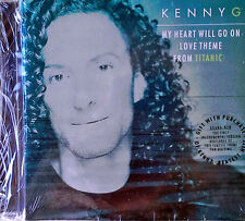 "KENNY G - GREATEST HITS - ARISTA CD + BONUS CD ""MY HEART WILL GO ON"" -  SEALED"