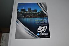 2014 East Regional March Madness New York, NY Game Program