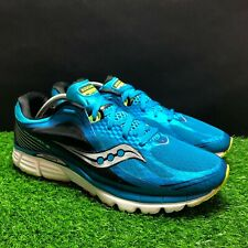 Saucony Kinvara 5 Natural Series Mens Blue Running Shoes Size 11.5 S20238-1