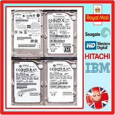 """HDD 2.5"""" Inch SATA 5400RPM Laptop Hard Disk Drive Tested & Erased"""