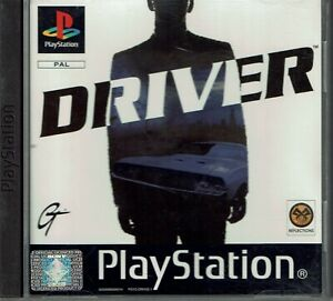 Driver - Playstation 1 - PS1