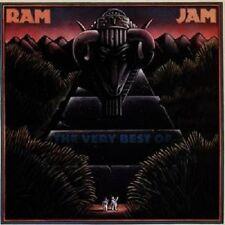 """RAM JAM """"THE VERY BEST OF RAM JAM"""" CD NEW+"""