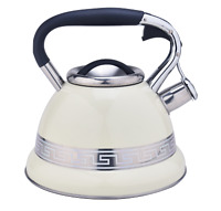 3.4QT Stainless Steel Water Pot Whistling Tea Kettle Stovepot Teapot Teakettle