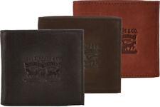Portefeuilles porte-monnaies Levi's en cuir pour homme
