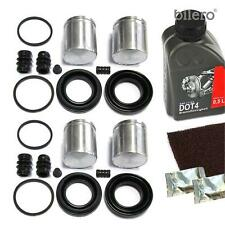 2x Kit de Réparation Étrier Frein + Piston devant 43 mm pour Tokico-System