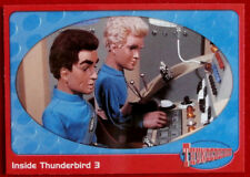 THUNDERBIRDS - Inside Thunderbird 3 - Card #07 - Cards Inc 2001