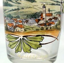 Andenkenglas Bierglas Bier St. RETTENBERG   Immenstadt Allgäu Kempten