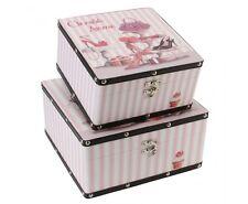 Cajas de almacenamiento caja de la Magdalena Boulevard vanidad caso Maquillaje
