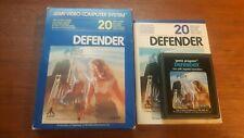 DEFENDER - ATARI 2600 COMPLETO - BUONO STATO