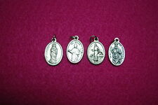 Lot of Catholic Religious Medals - 4 Medals - Saints Of The Gospels