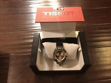 Tissot T-Race GT8 Black Chronograph Watch T0114171705100
