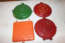 Cast Iron Planter Covers Ihc Janesville Gale Hayes Lot 188