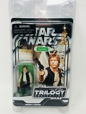 Star Wars The Original Trilogy Collection Han Solo 2004 Moc Hasbro