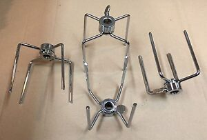NEW 4X  BBQ ROTISSERIE FORKS FREE SHIPPING