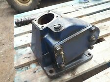 LEYLAND AND NUFFIELD TRACTOR STEERING BOX HOUSING.