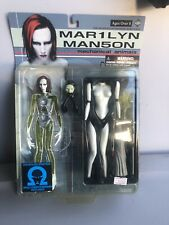 MARILYN MANSON - Mechanical Animals Collectible Figure - NEW - Sealed