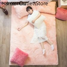 Coral fleece Comfortable fabrics winter mattress Foldable mats  folding bed