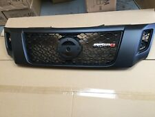 Nissan Navara NP300 Black Grill Nismo Badge Satin Black Great Looking