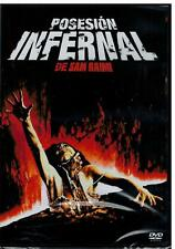 Posesion infernal (The Evil Dead) (DVD Nuevo)