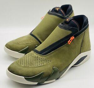 NEW Jordan Jumpman Z Olive AQ9119-300 Men's Size 10