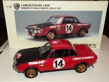 LANCIA FULVIA HF AUTOART 1:18 Munari Winner Rally Monte Carlo 1972 N 14