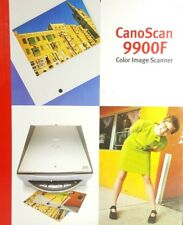 CANON CANOSCAN 9900F Professional Scanner For Photos & Film 3200 x 6400 dpi