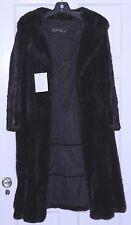 Stephen Zweig Mahogany Brown Female Mink Coat