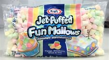 Kraft Jet Puffed FunMallows Marshmallows 10 oz