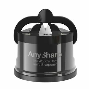 ANY SHARP Metal Pro Edition 'World's Best Knife Sharpener'. Safe, Easy to Use.