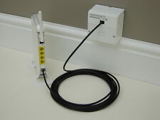 2M High Speed Quality Fast Black Copper Broadband Modem Router Lead Cable RJ11