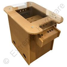 BitCade 2 Player Cocktail Table Arcade Machine Cabinet Flatpack Kit MAME, JAMMA