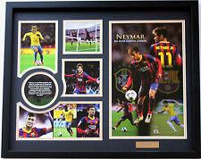 New Neymar FC Barcelona Limited Edition Memorabilia