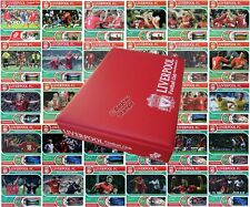 STEVEN GERRARD Liverpool FC Football Club Victory Card Stamp Album Collection