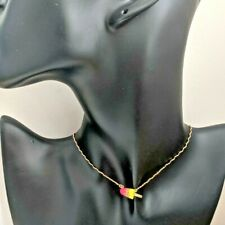 Vivienne Westwood Ice Lolly Orb Necklace